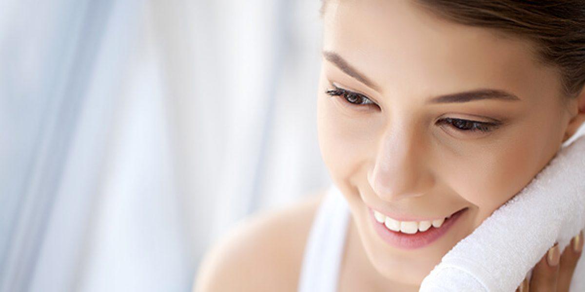 importancia lavar rostro